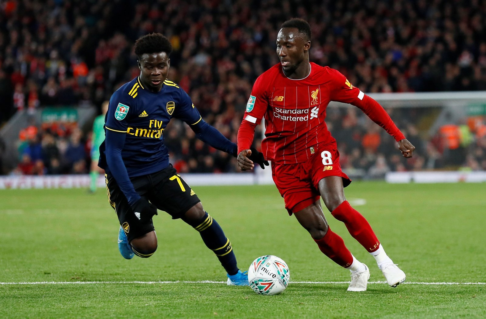 Liverpool: Fans differ on opinions about Naby Keita after injury boost