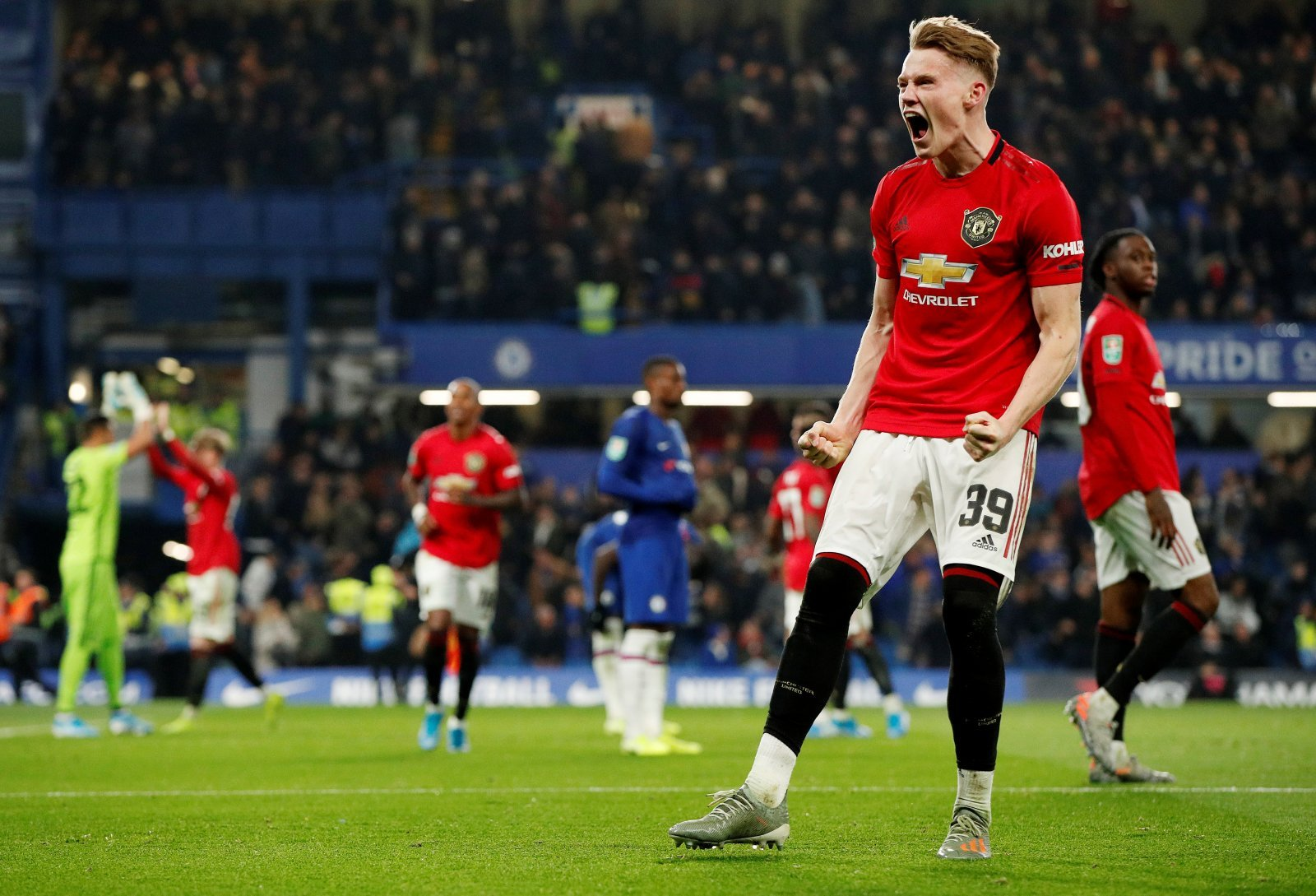 Manchester United: Fans react to Scott McTominay's leadership skills
