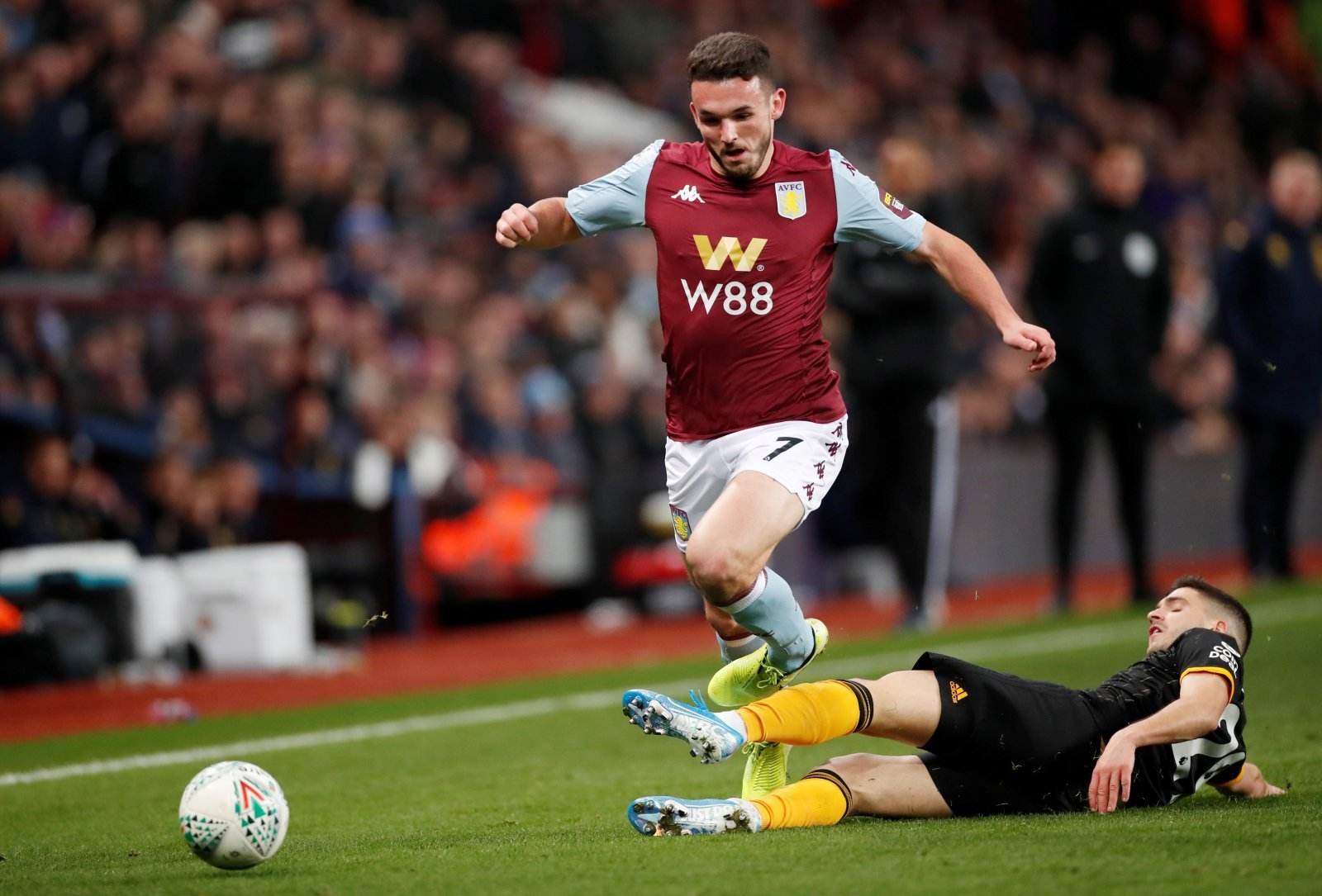 Liverpool: Fans react to John McGinn's comments about the Reds' tenacity