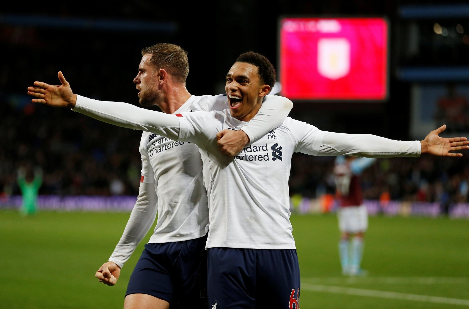 Liverpool: Fans cannot agree on whether they want to see Trent Alexander-Arnold play in midfield