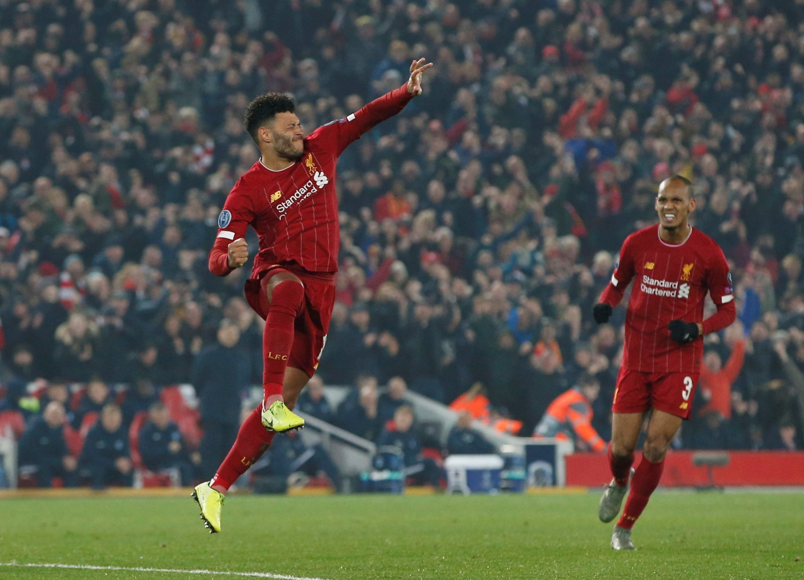 Liverpool: Fans react to Alex Oxlade-Chamberlain winning the club's Goal of the Month