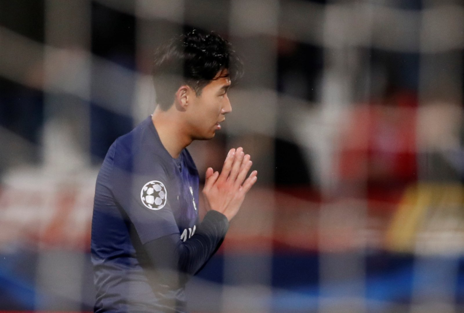 Everton: Fans not impressed with Son Heung-min's apologetic celebration