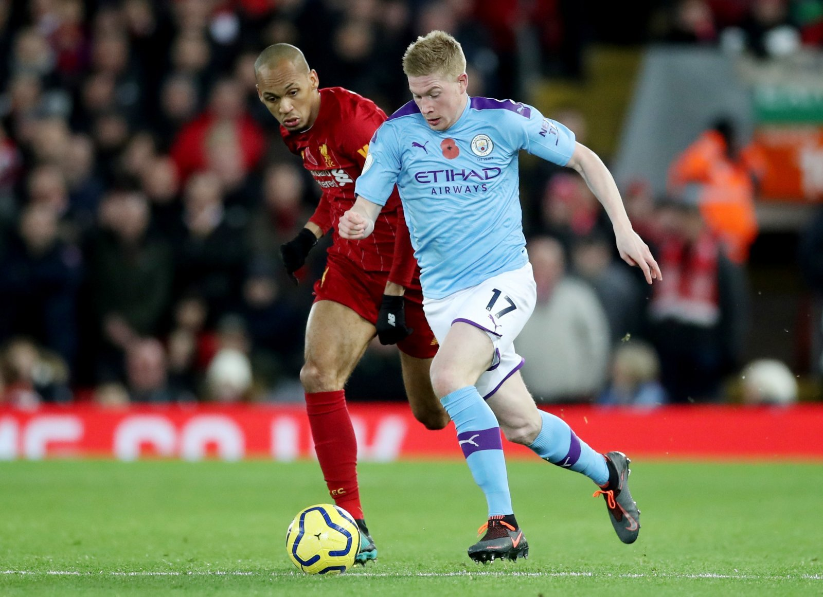 Liverpool: Fans rule out plot to sign Kevin De Bruyne