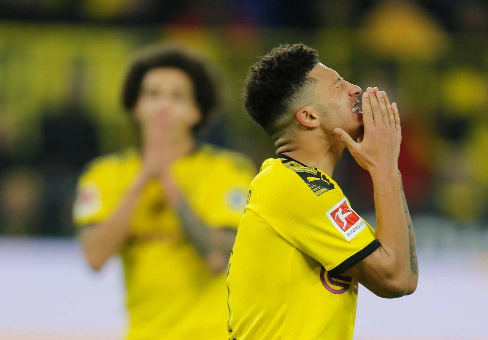 Manchester City: Fans don't want to see Jadon Sancho return