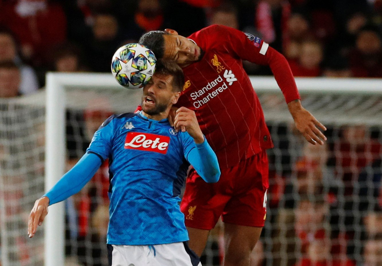 Liverpool: Fans gush over brilliant set-piece statistic