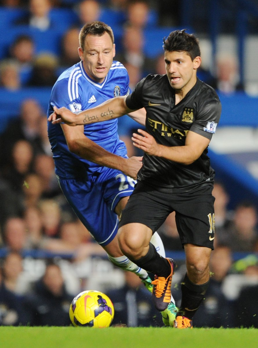 Chelsea: Fans bemoan reports over potential move for Sergio Aguero