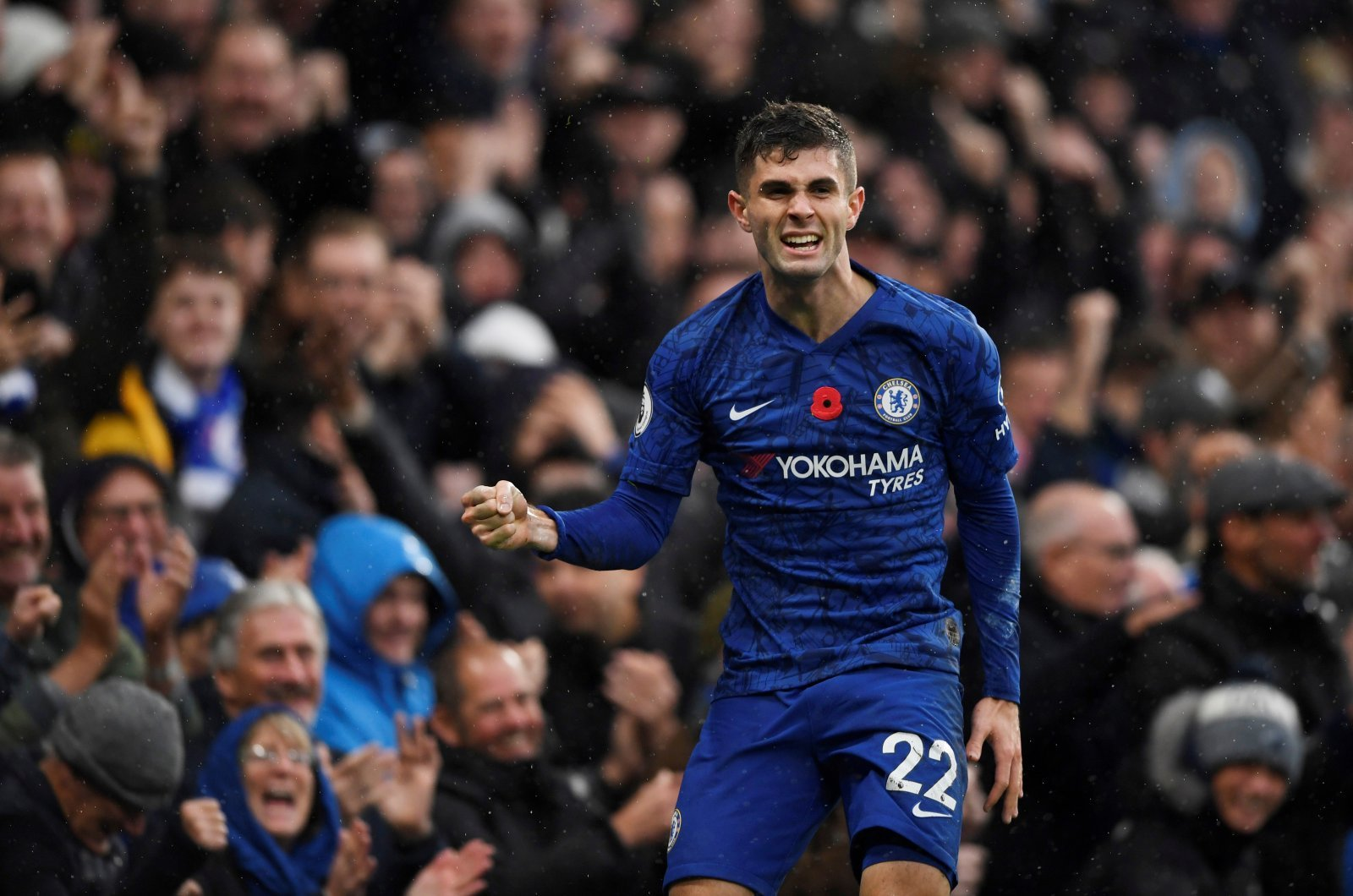 Chelsea: Fans worried after Christian Pulisic revealed as injury doubt for clash against Manchester City