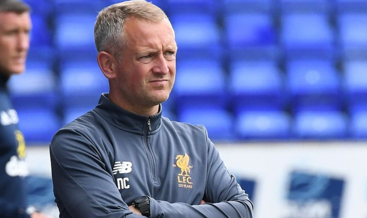 Liverpool: Fans react to U23 manager Neil Critchley being in line to take charge of Carabao Cup quarter-final