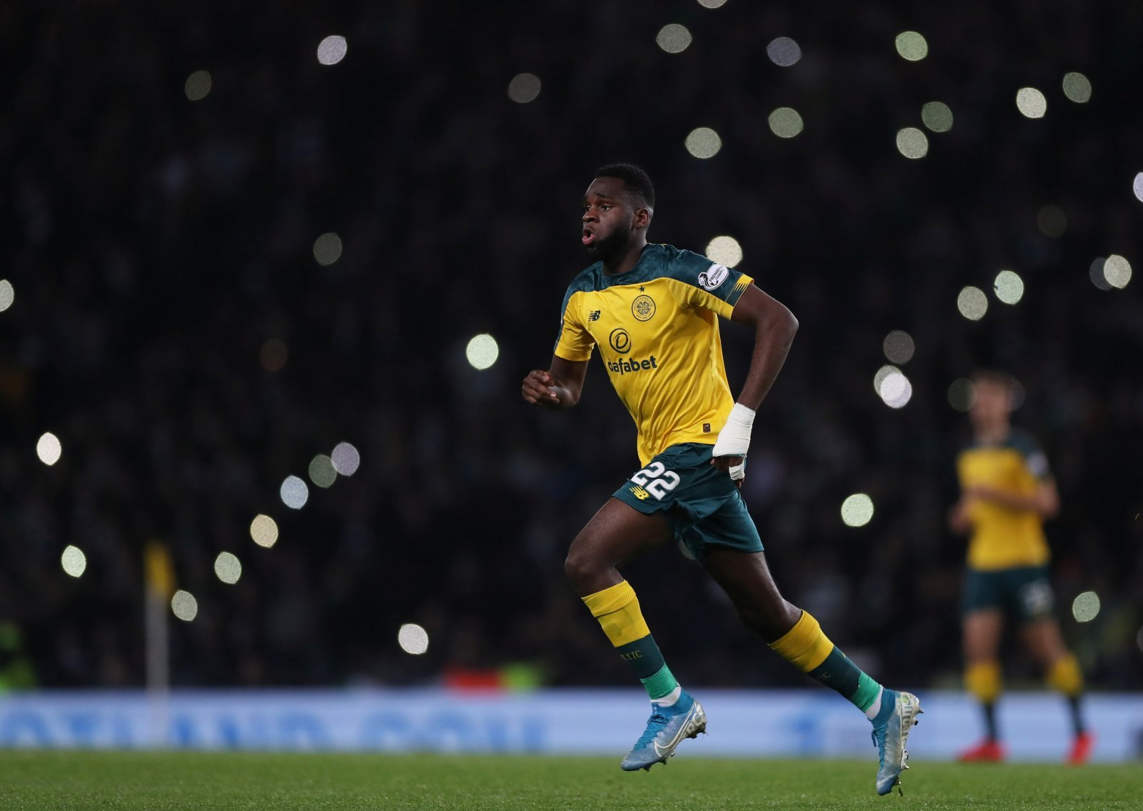 Celtic: Crystal Palace linked with January move for Odsonne Edouard