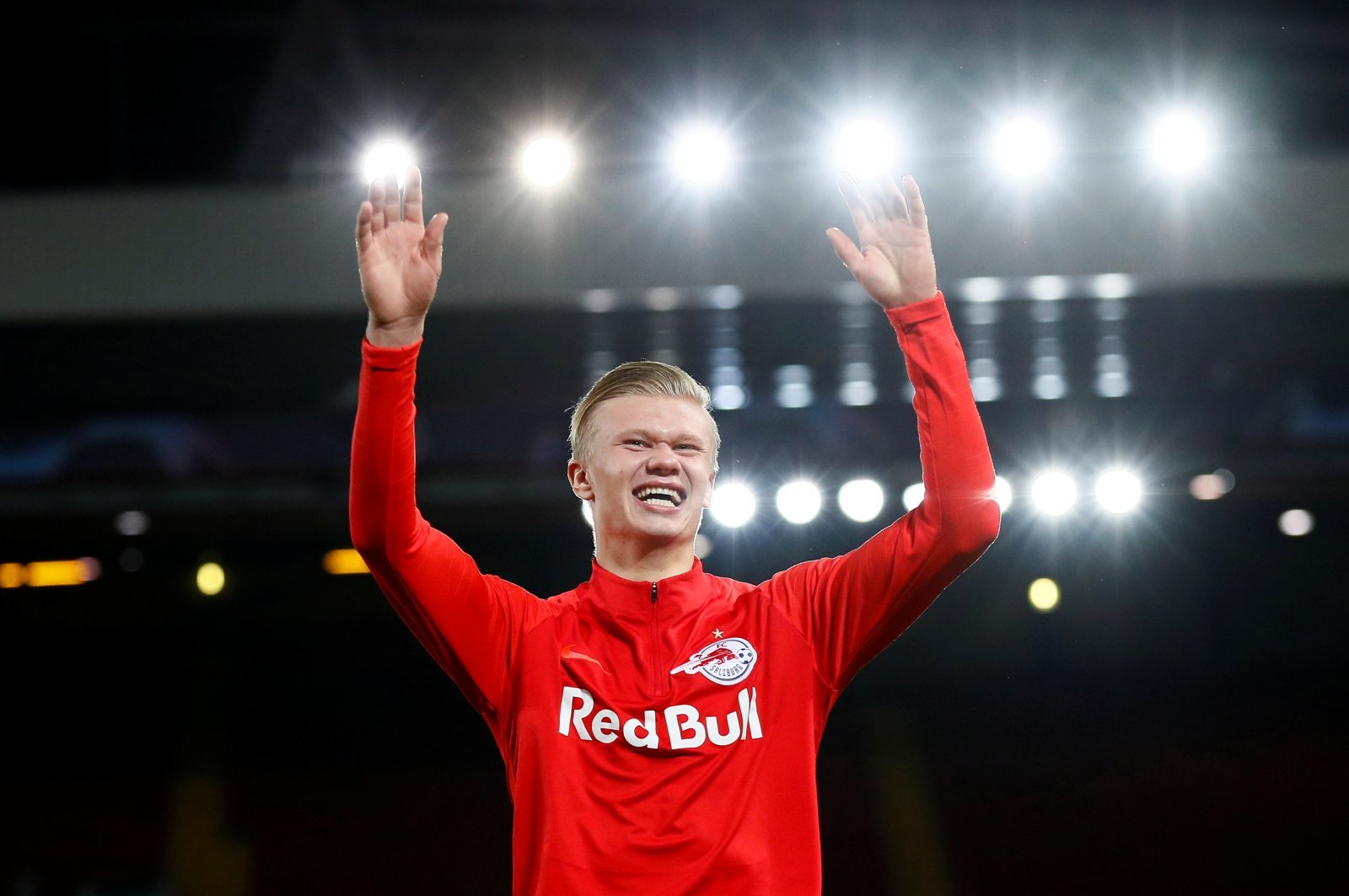 Arsenal: Fans over the moon after reports concerning Erling Haaland