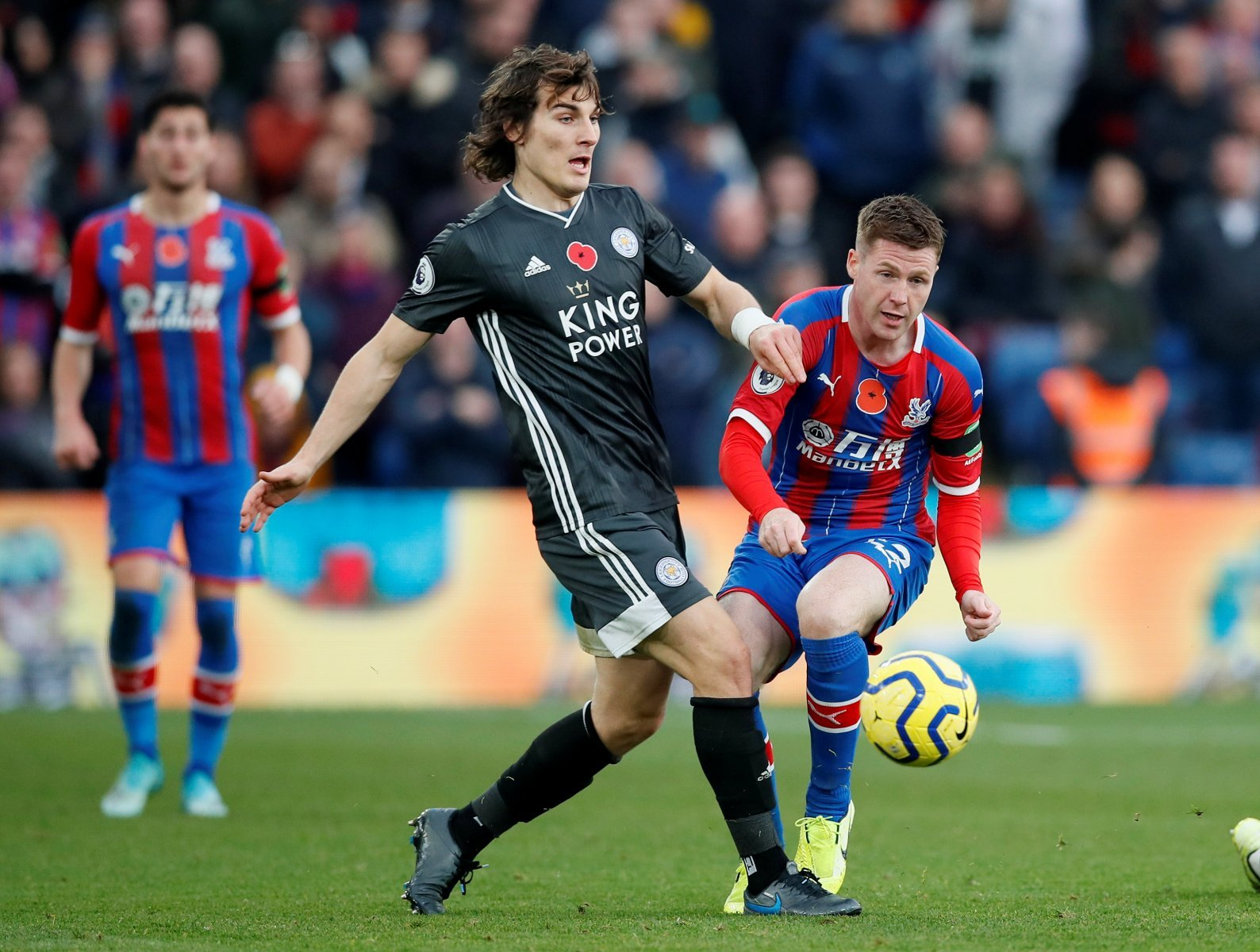 Crystal Palace: Many Palace fans respond to club post about James McCarthy