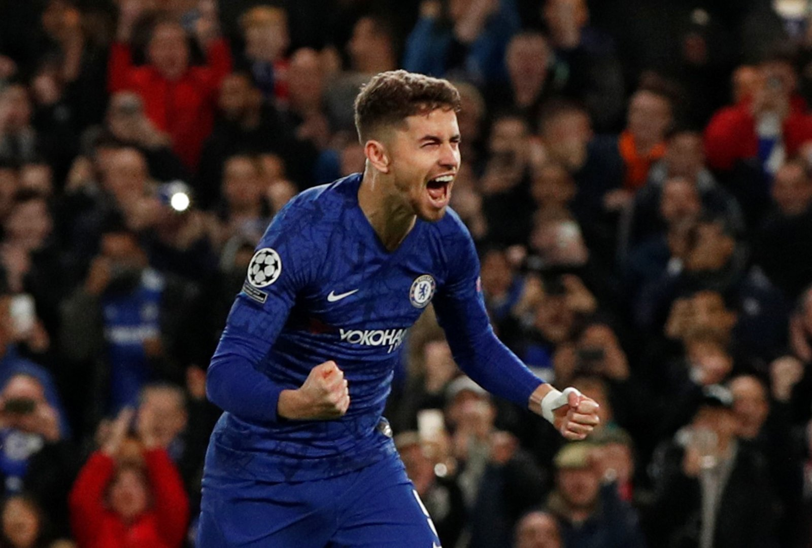 Chelsea: Fans choose Jorginho as man of the match after his role in Champions League comeback