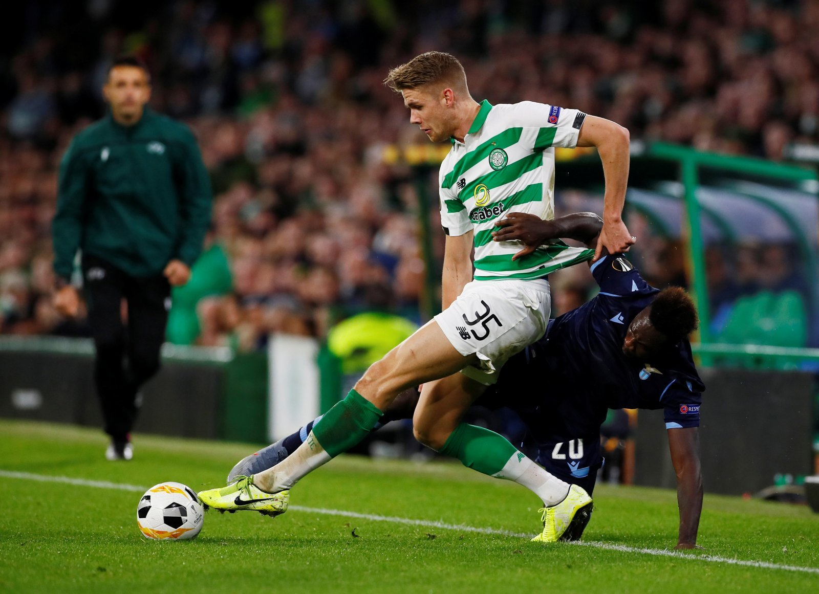Celtic: Kristoffer Ajer to be offered new £25,000-a-week deal by the club