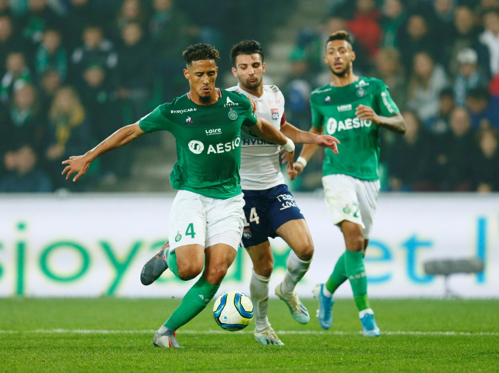 Arsenal: Fans rave over William Saliba after AS Saint-Etienne beat AS Monaco