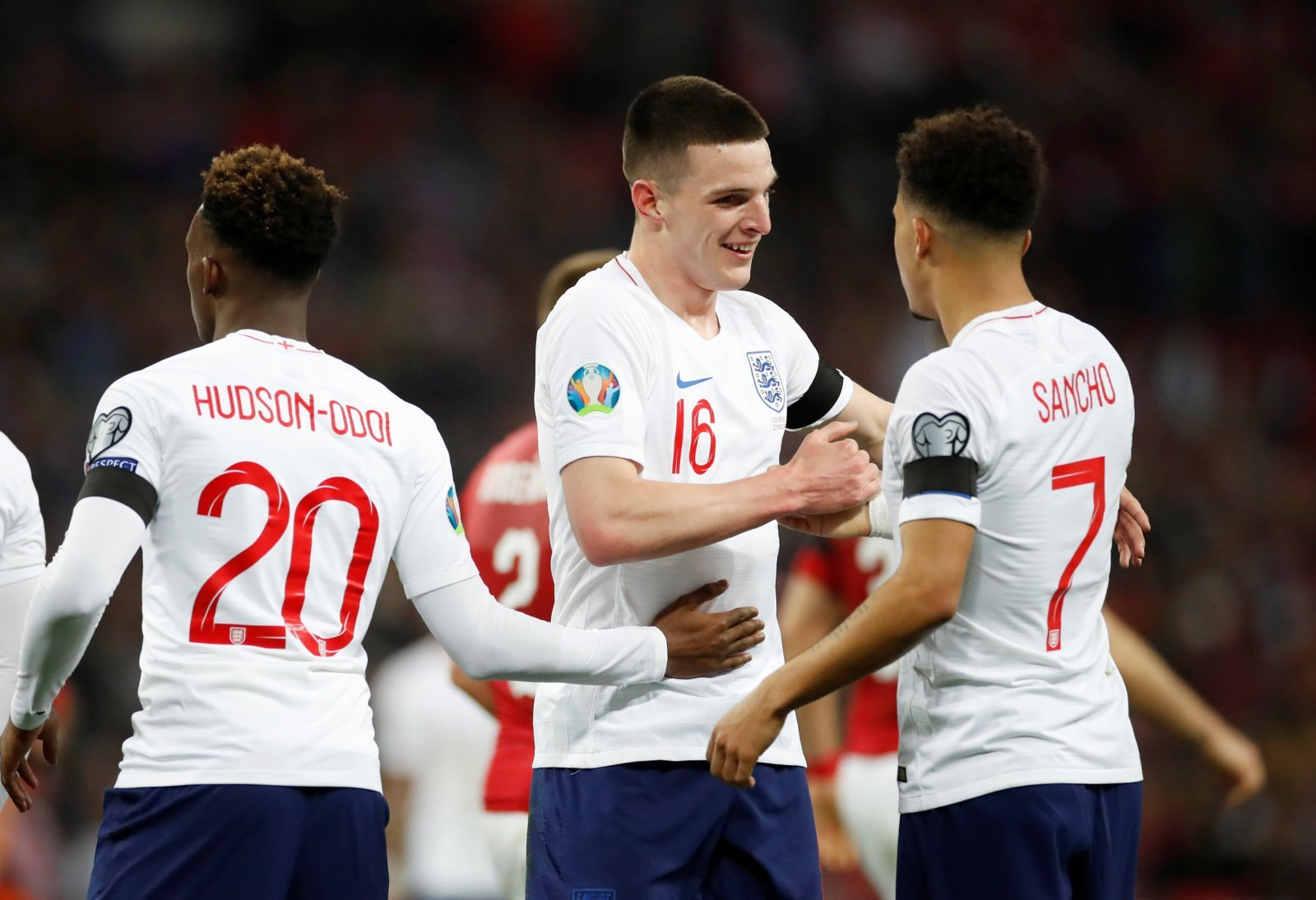 Manchester United: Declan Rice and Jadon Sancho revealed as club's priority signings