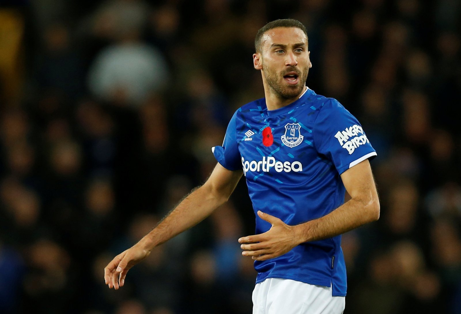 Everton: Sassuolo and Lecce linked with January move for Cenk Tosun