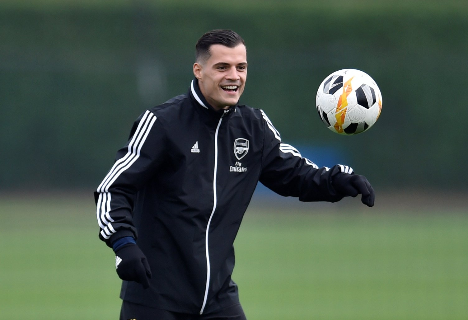 Newcastle United: Fans shut down repeated links to Arsenal star Granit Xhaka