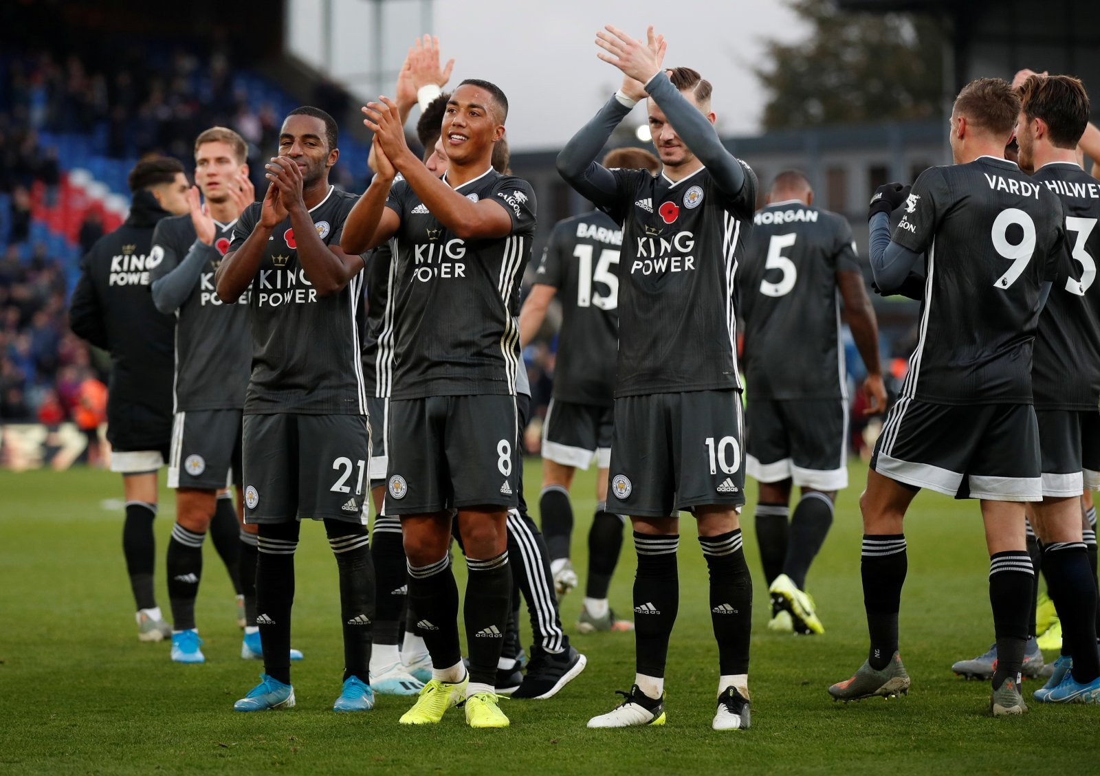 Leicester City: Video inspires many fans to think Youri Tielemans is a future club captain