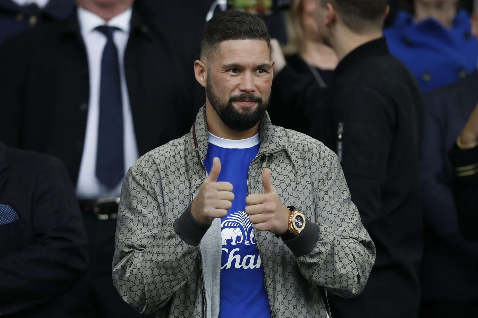 Everton: Fans react bewilderingly to Tony Bellew's Liverpool praise