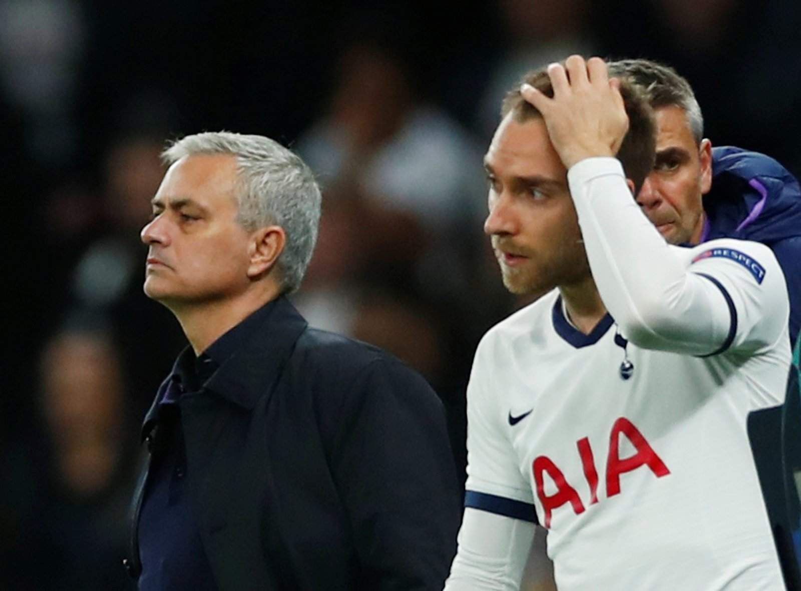 Tottenham Hotspur: Fans not happy with Christian Eriksen's cameo appearance against Manchester United