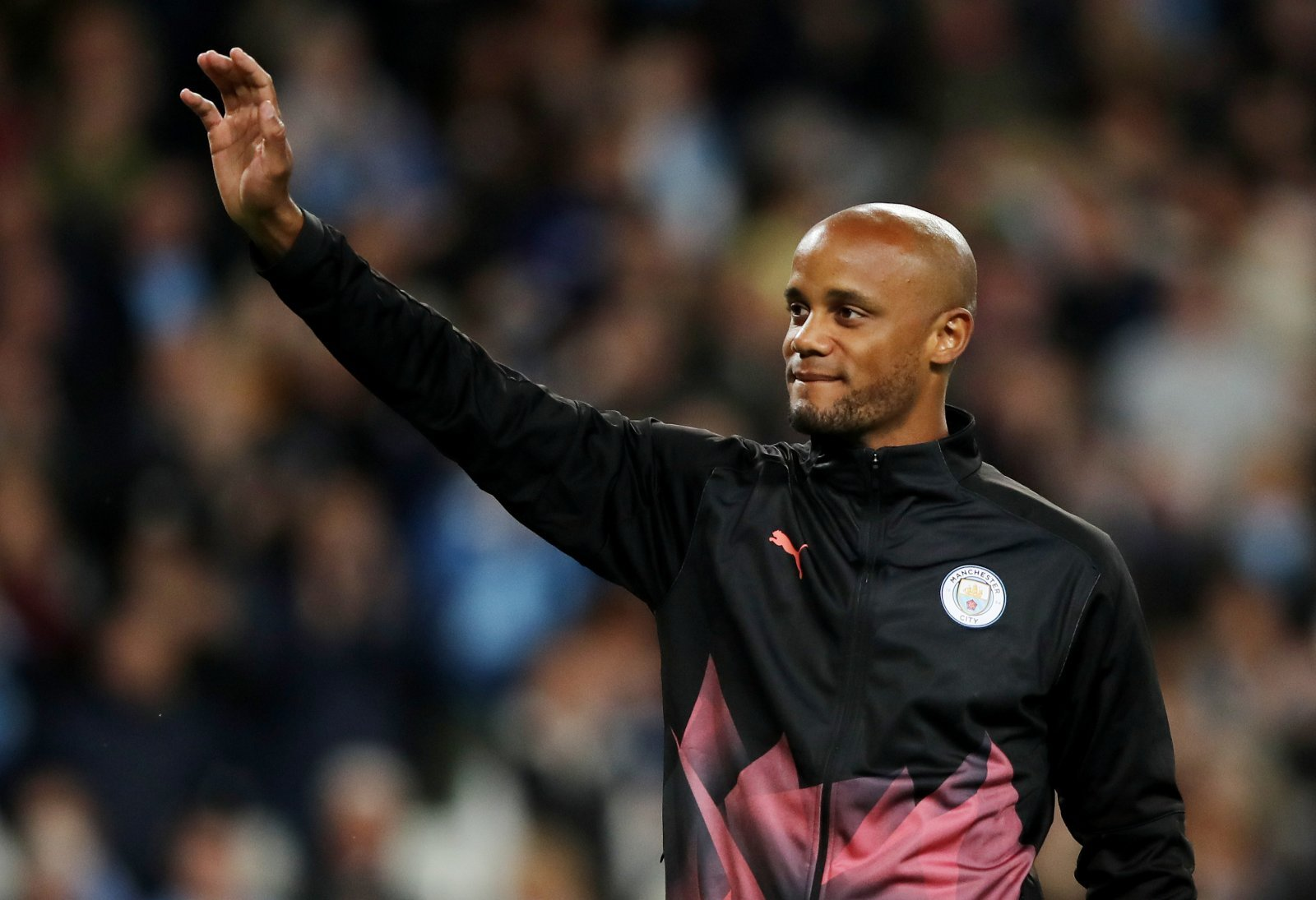 Manchester City: Fans feel they miss Vincent Kompany after Manchester United defeat