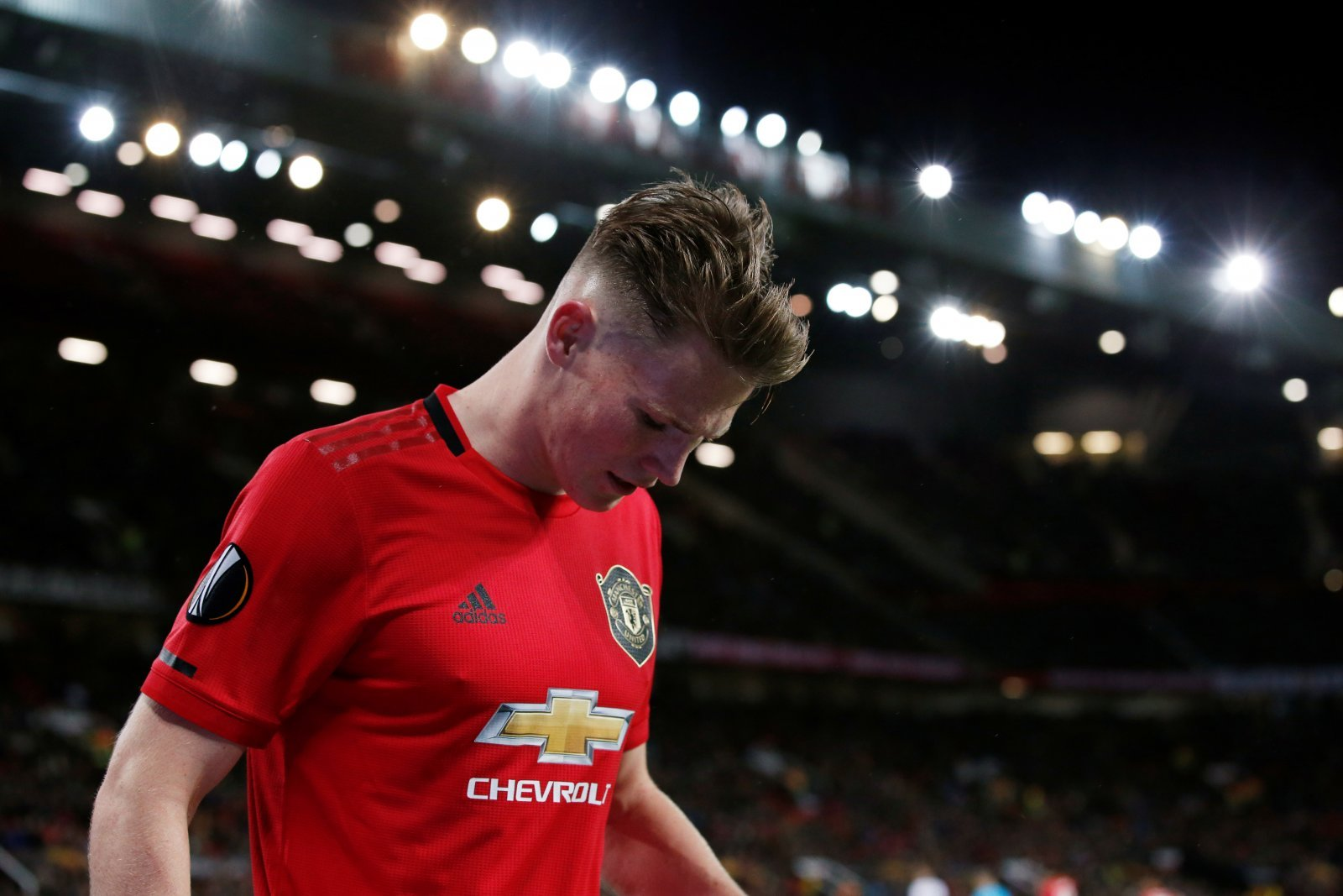Manchester United: Fans laud Scott McTominay after positive stat revealed