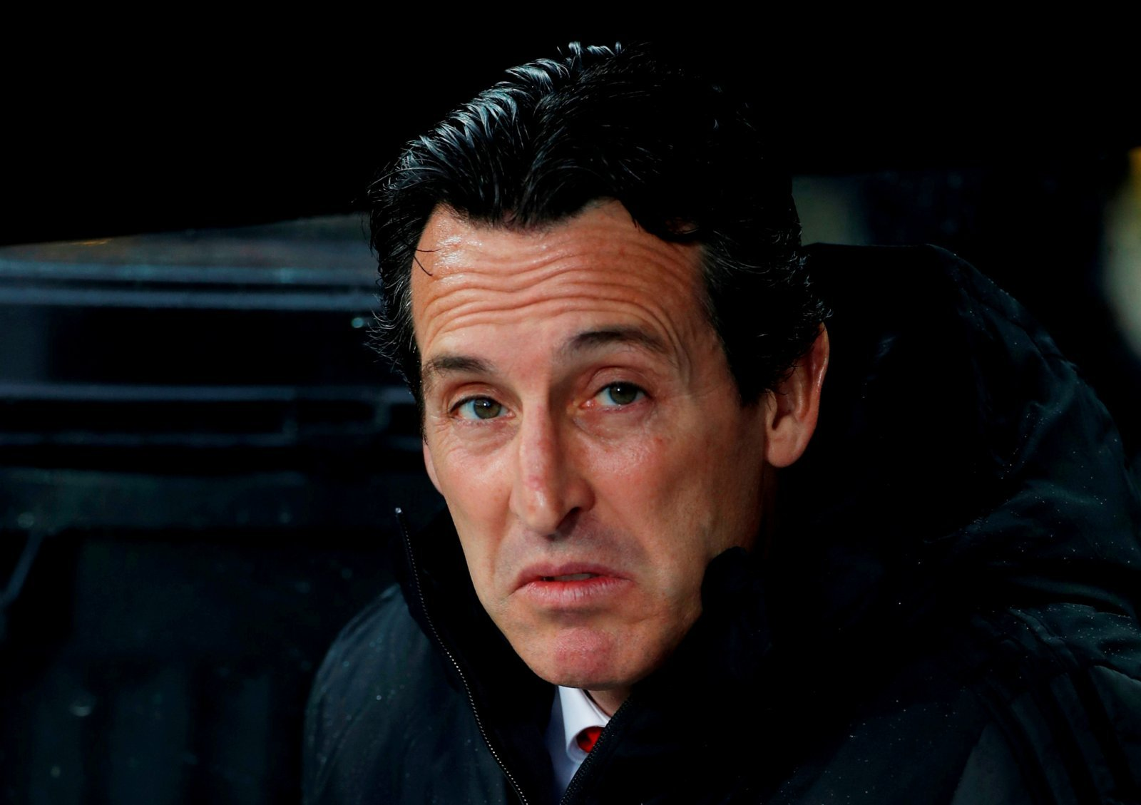 Everton: Fans do not want to see Unai Emery become the new manager