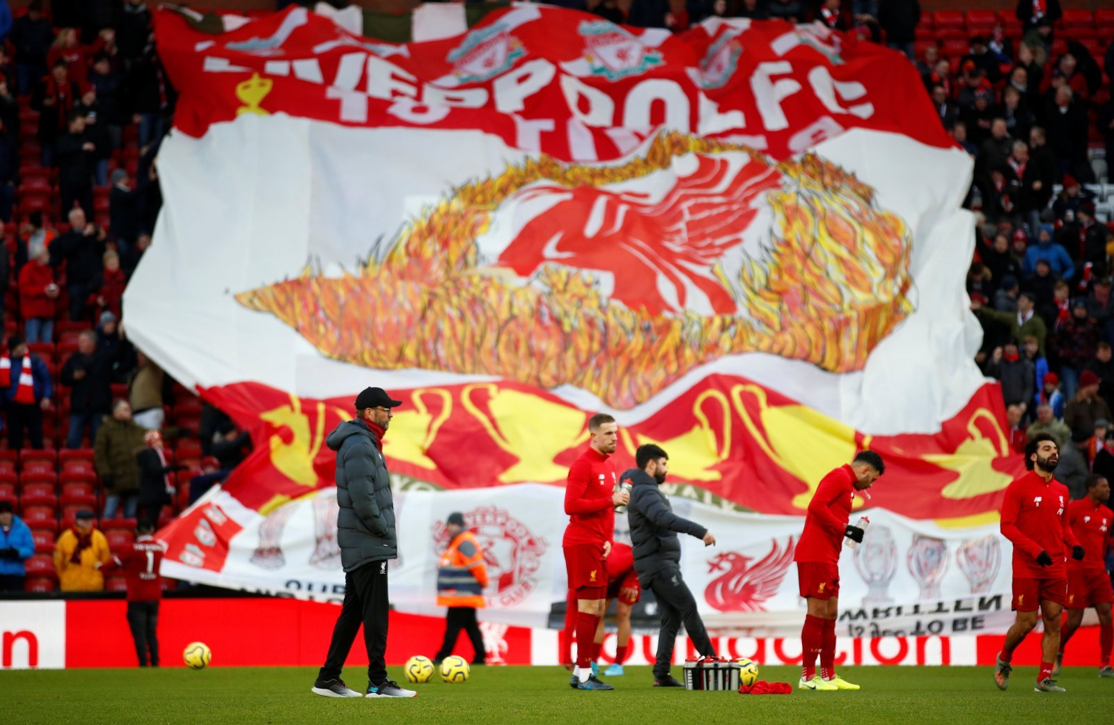 Liverpool: Fans want to face Real Madrid in the next round of the Champions League