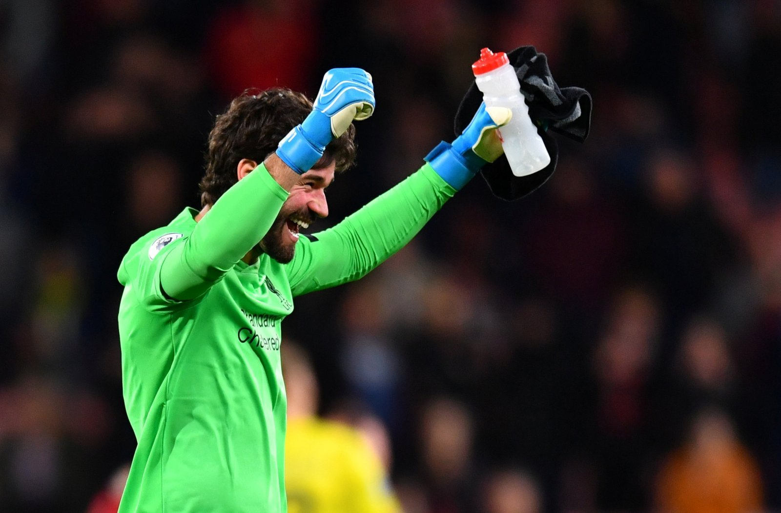 Liverpool: Fans hail Alisson Becker for his recent outings in the Champions League