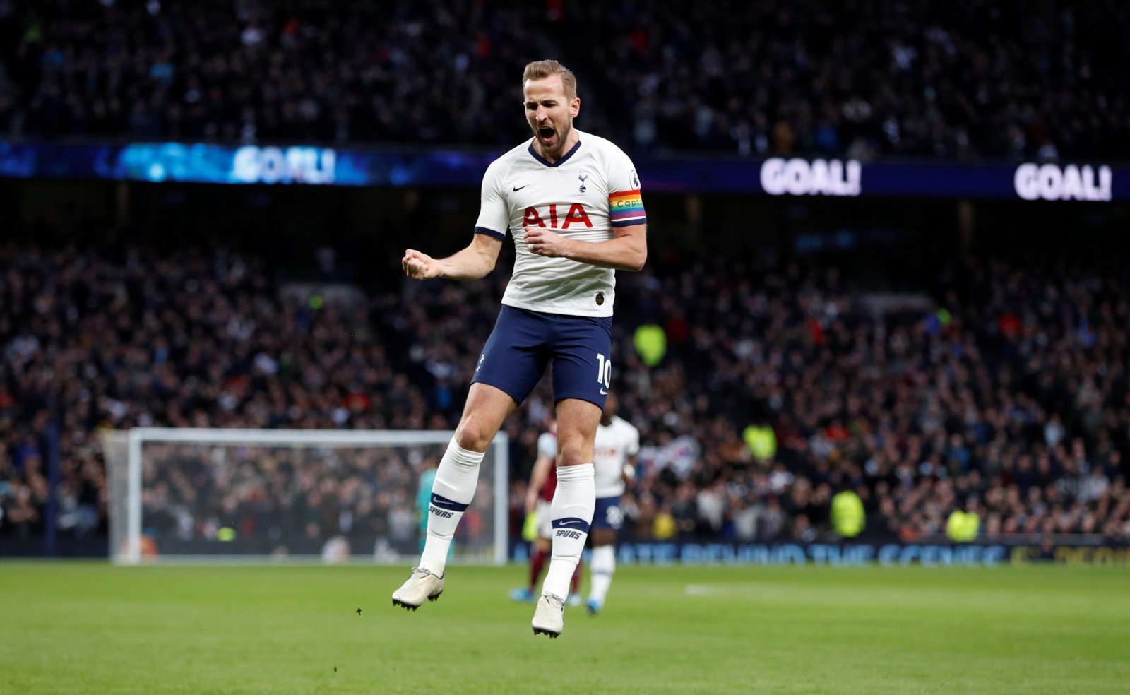 Tottenham: Fans praise Harry Kane's performance against Burnley