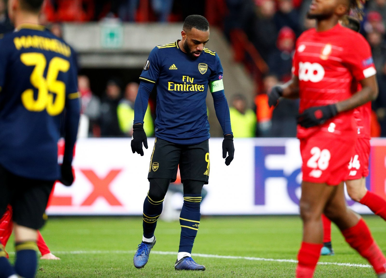 Arsenal: Plenty of fans frustrated by Alexandre Lacazette's poor form this season