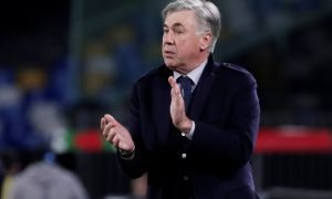Ancelotti barks instructions for Napoli