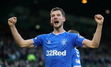 Barisic celebrates beating Celtic