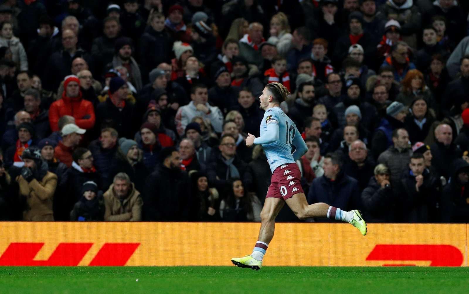 Manchester City: Fans rubbish potential interest in Jack Grealish after Manchester United display