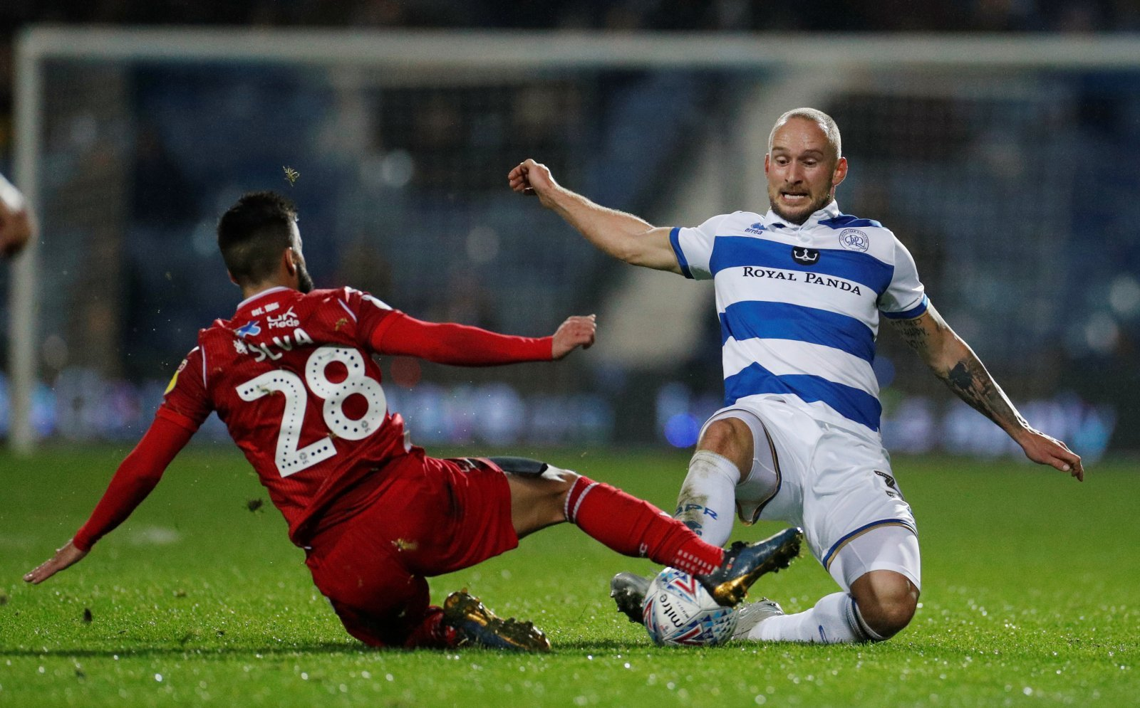QPR: Fans full of praise for Toni Leistner after solid display