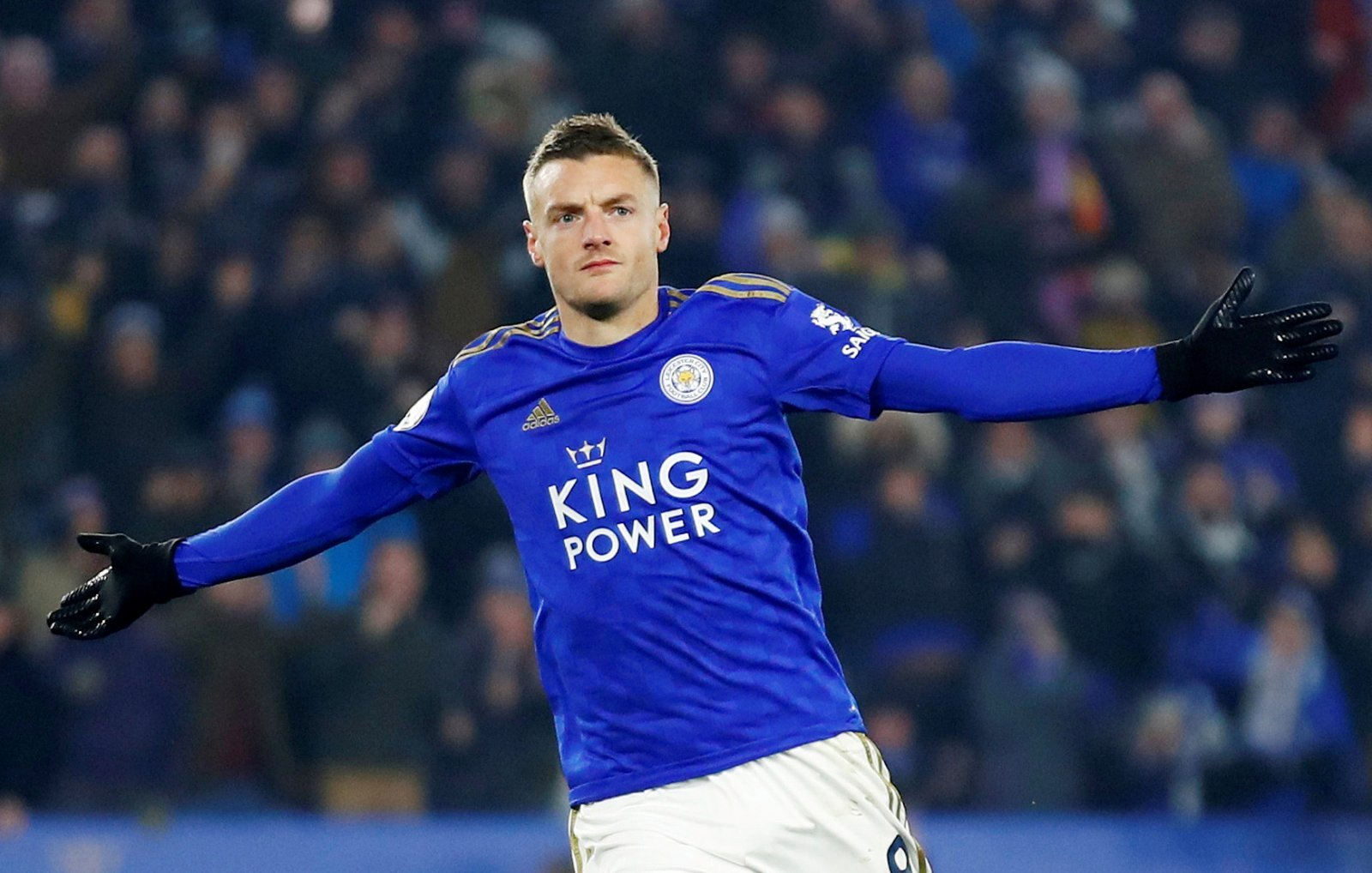 Leicester City: Fans can see Jamie Vardy breaking his own record