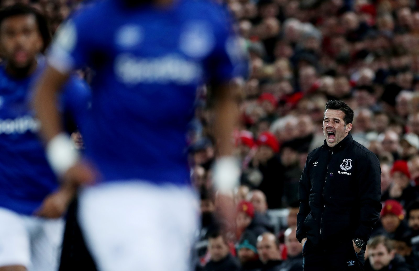Everton: Fans in disbelief over Marco Silva's choice of substitution against Liverpool