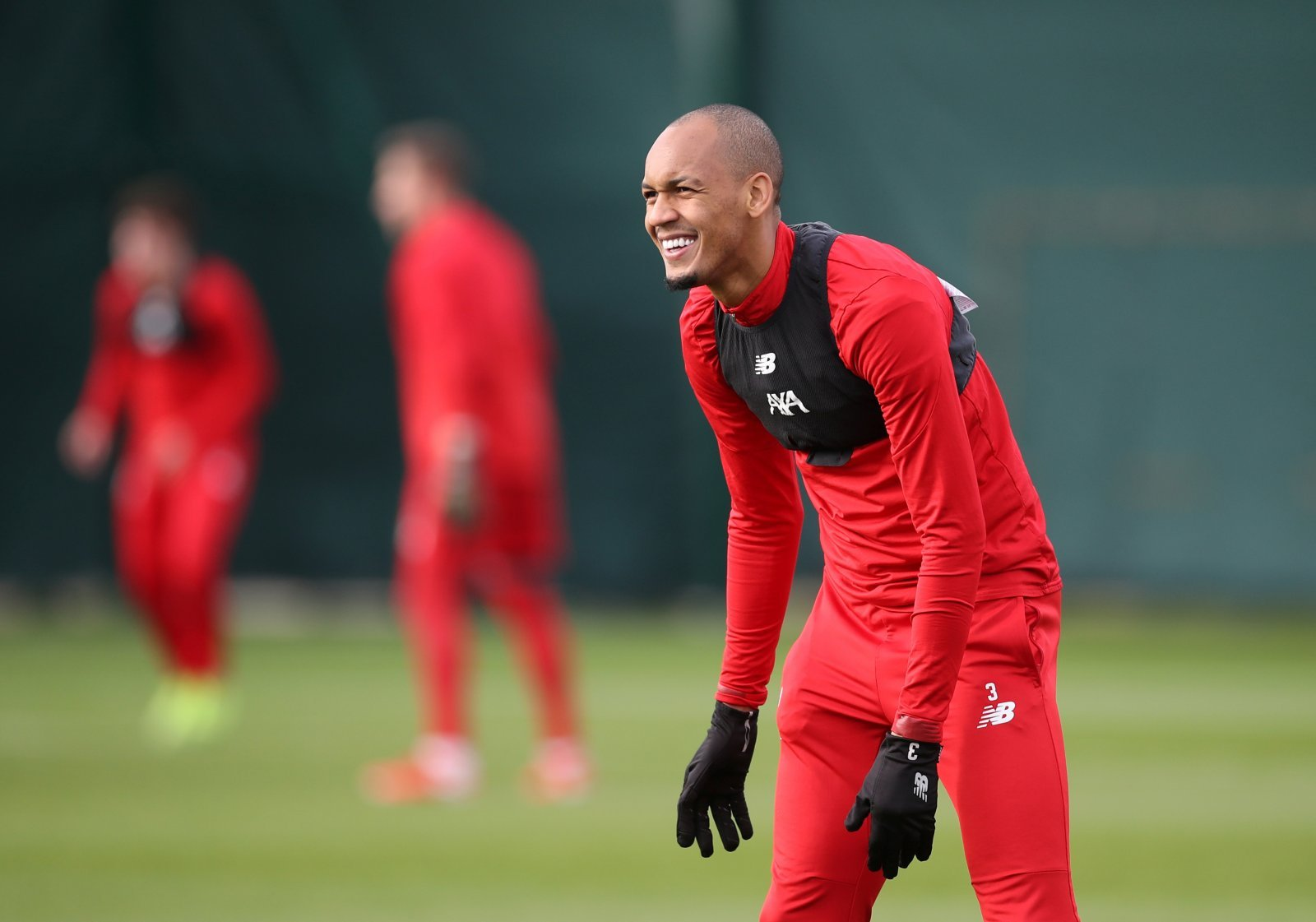 Liverpool: Fans welcome back Fabinho with open arms as he returns from injury