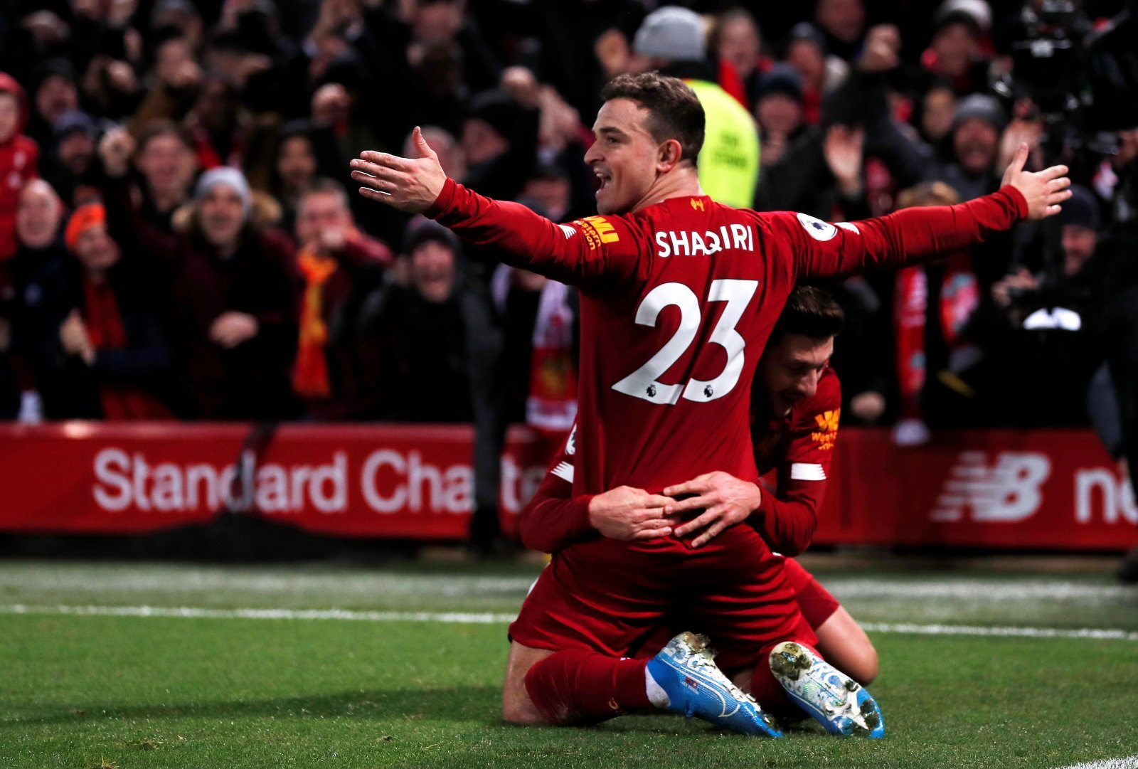 Liverpool: Fans delighted as Reds turn down Roma loan swoop for Xherdan Shaqiri