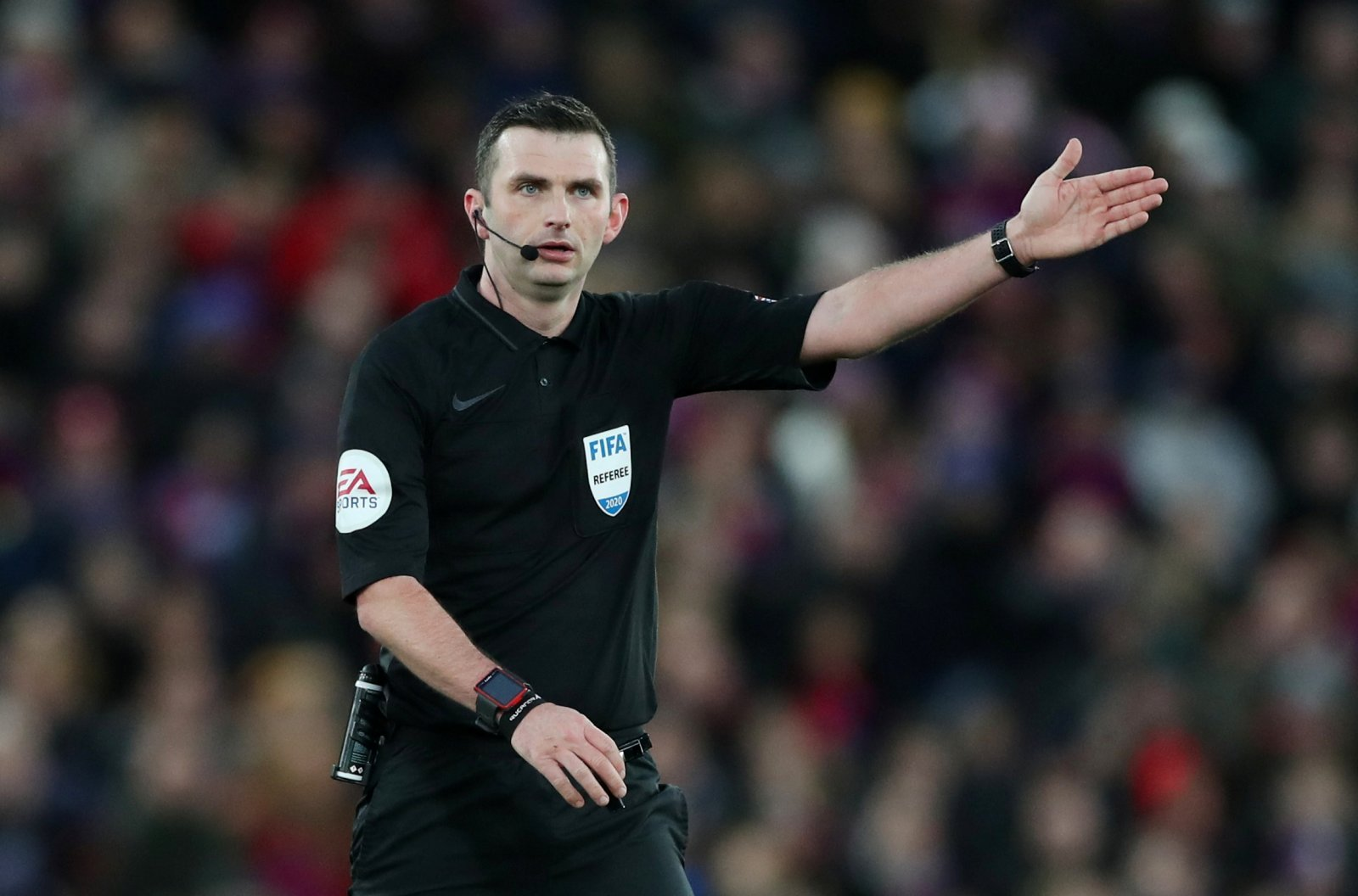 Liverpool: Fans pleased that Michael Oliver will take charge of Wolves tie