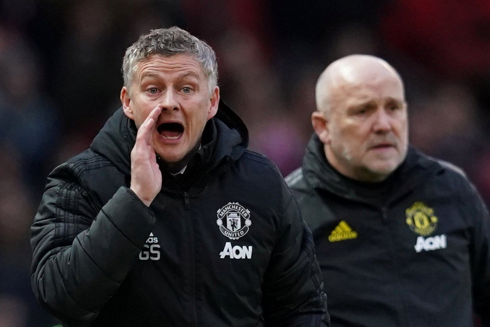 Manchester United: Fans thoroughly enjoyed seeing the aggressive side to Ole Gunnar Solskjaer's personality