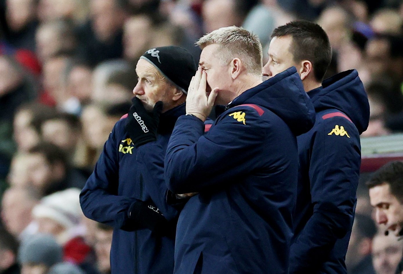 Aston Villa: Some fans want Dean Smith to leave before it's too late