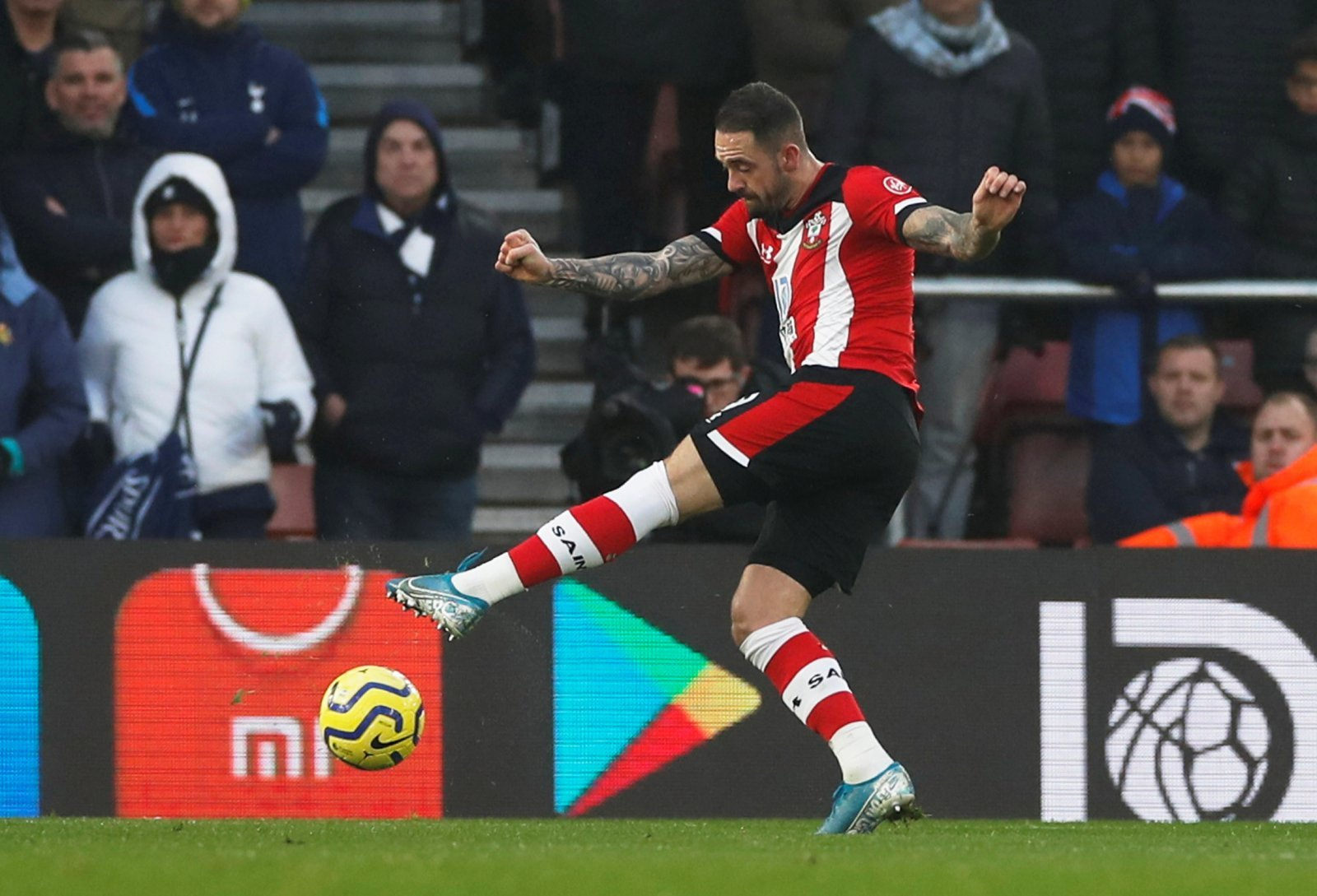 Southampton: Fans laugh off Tottenham's reported interest in Danny Ings