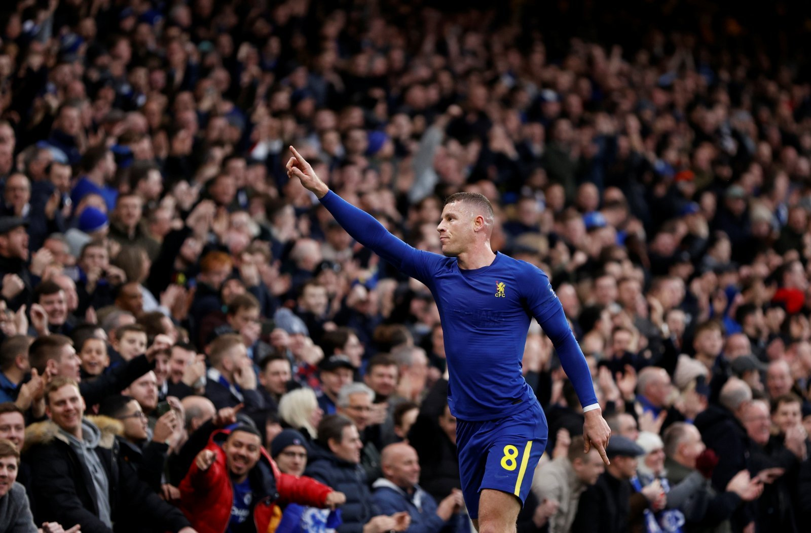 West Ham United: Fans would be keen on Ross Barkley transfer