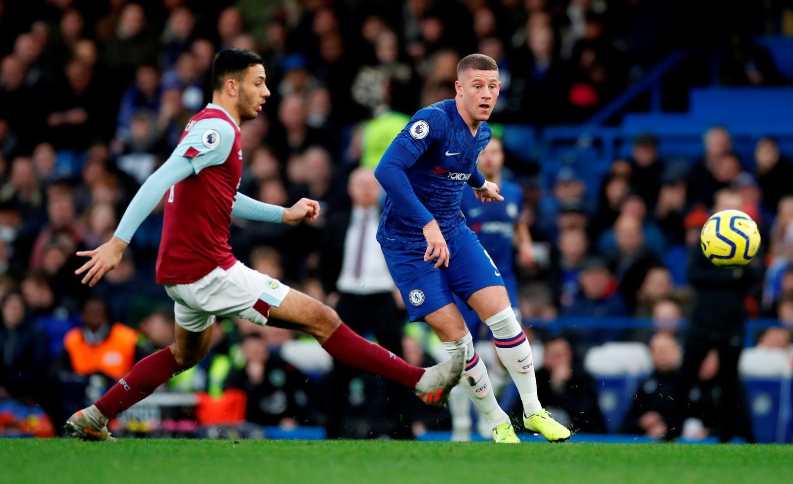 Chelsea: Fans react to Ross Barkley's display against Burnley