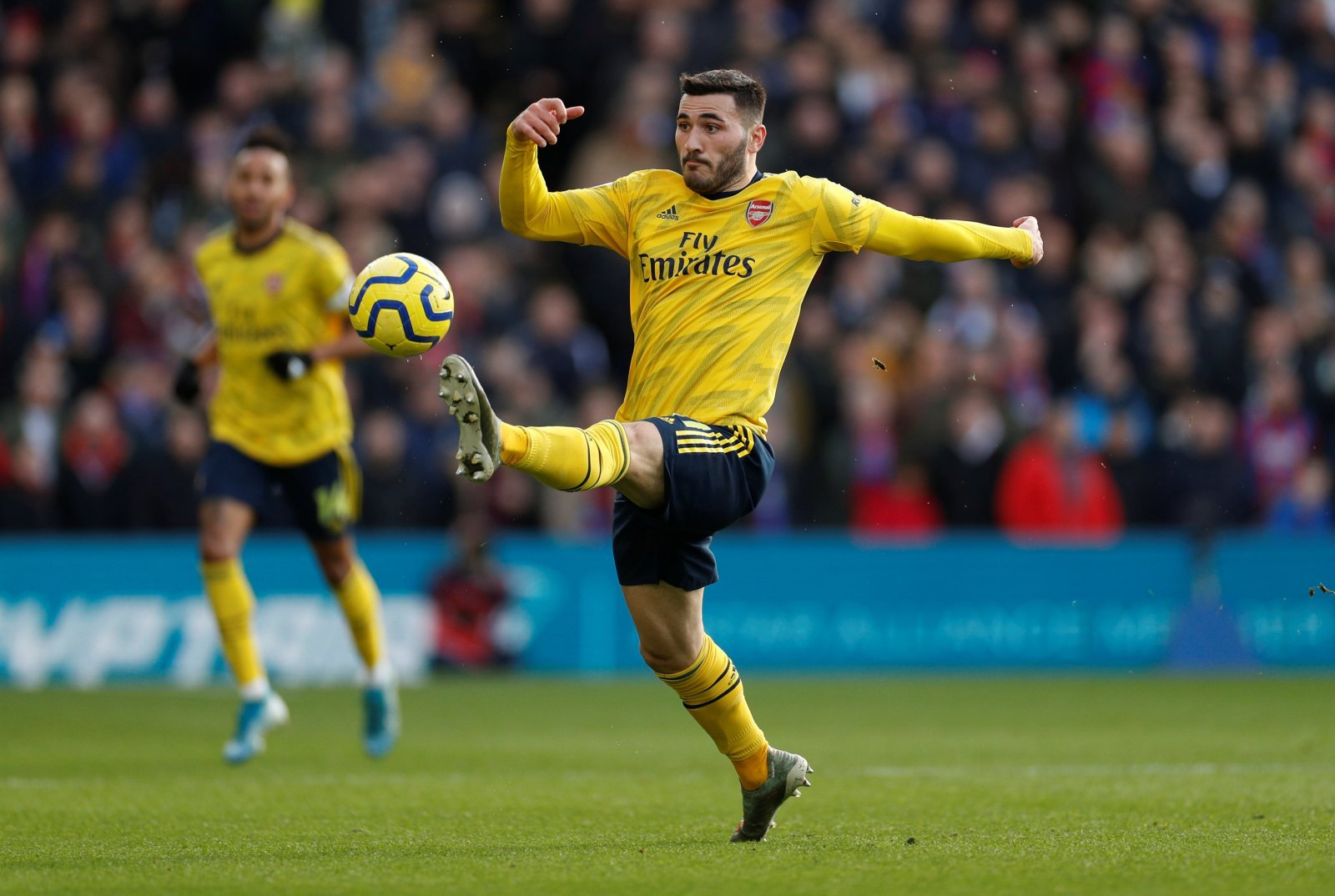Unsung Hero: Arsenal's Sead Kolasinac goes under the radar in draw against Crystal Palace