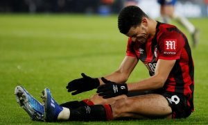 Solanke rues a missed chance for Bournemouth
