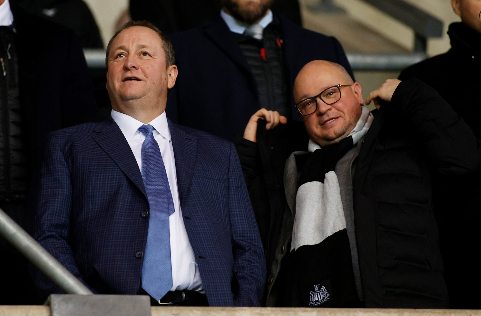 The PIF takeover of Newcastle will see the end of this man on Tyneside - Mike Ashley.