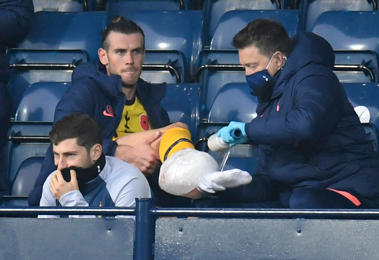 Tottenham: Gareth Bale in potential injury | The Transfer Tavern